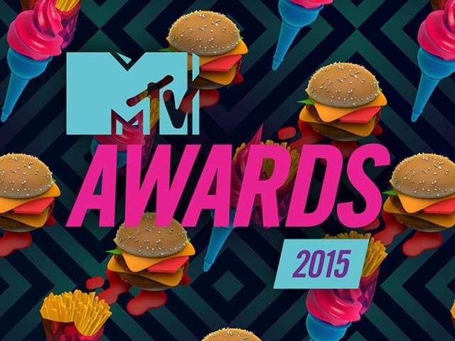 MTV Awards 2015 nomination