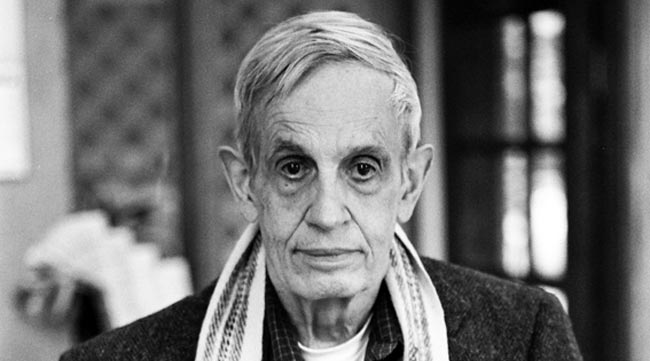 Morto John Nash, premio Nobel che ispirò il film A Beautiful Mind