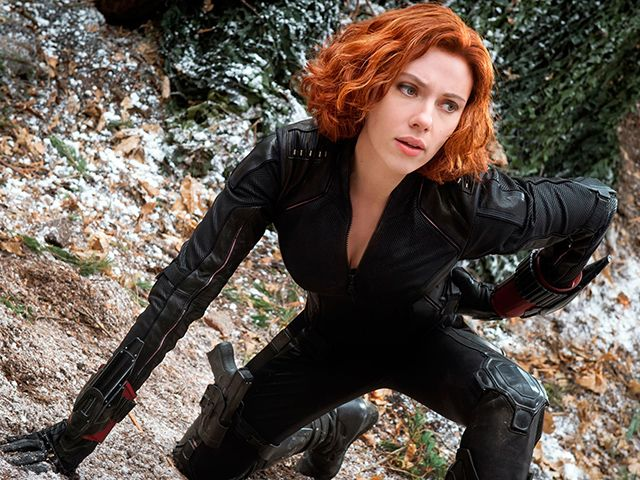 Personaggi Marvel femminili