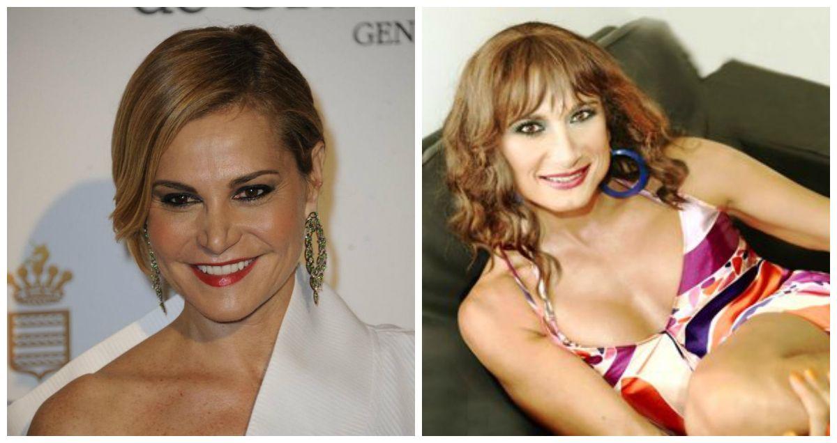 Simona Ventura e Vladimir Luxuria a Miss Italia 2015: chi conduttrice chi giurata
