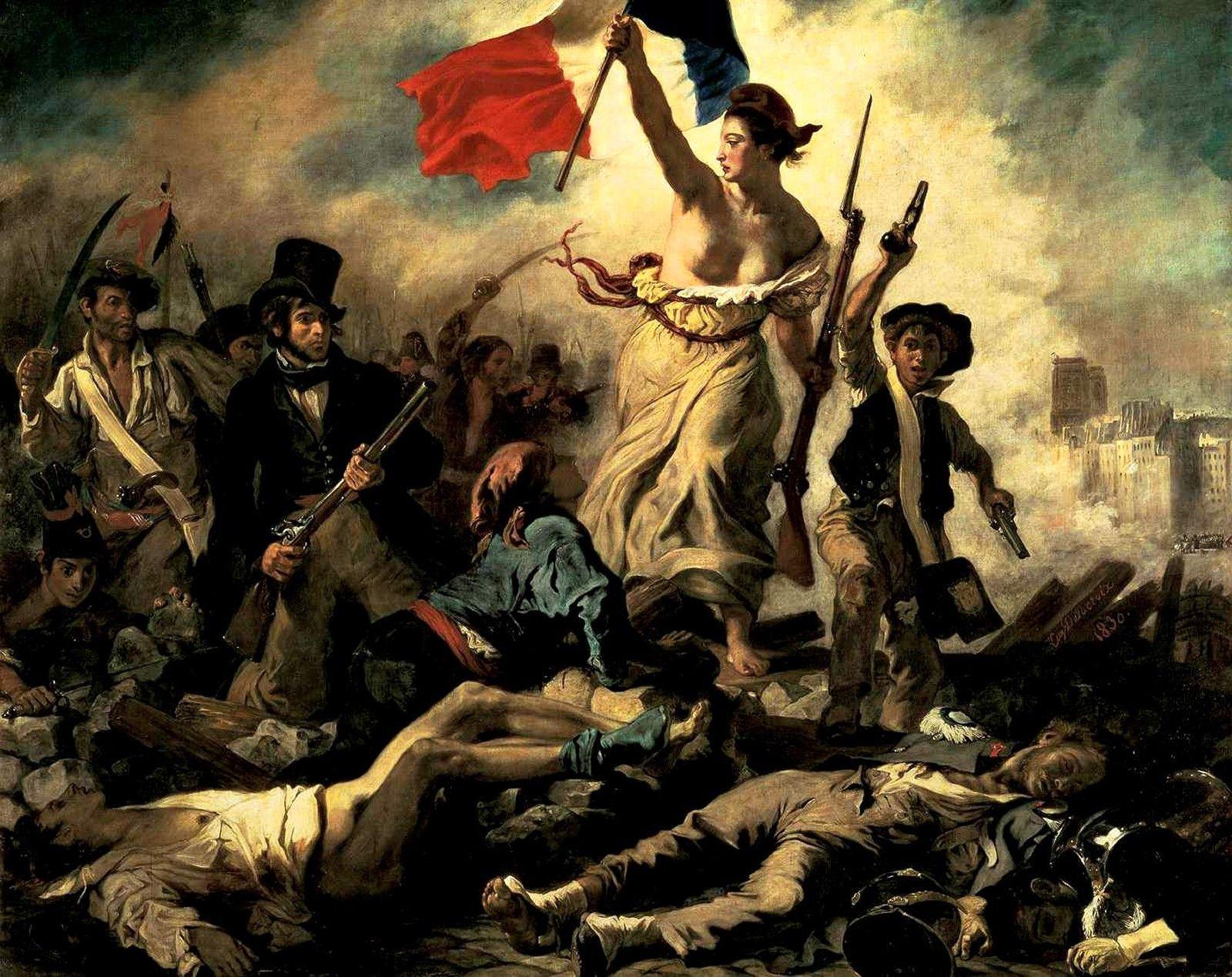 Arte: la Francia censura capolavoro di Delacroix nelle scuole del Medio Oriente