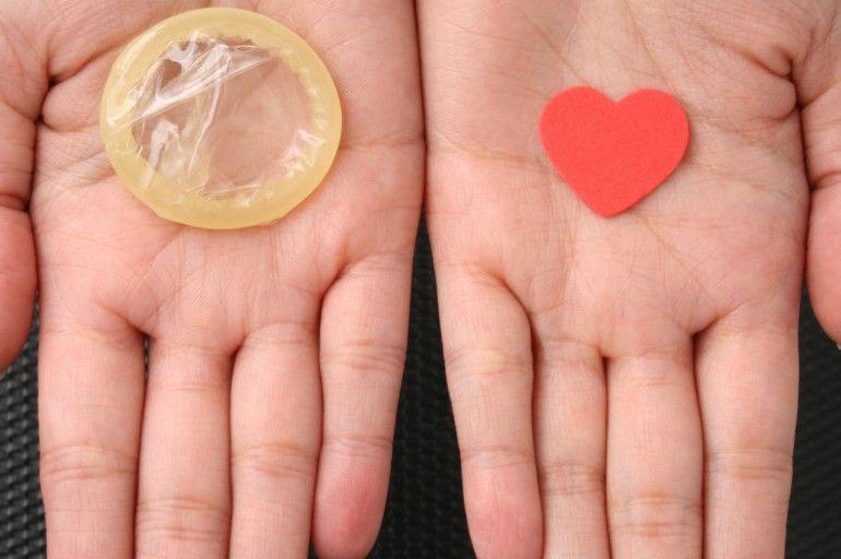 Il preservativo che cambia colore se rileva malattie