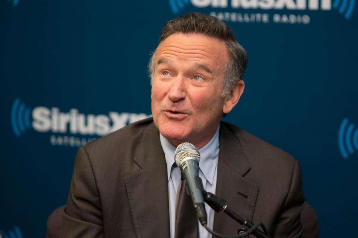 Robin Williams assassinato