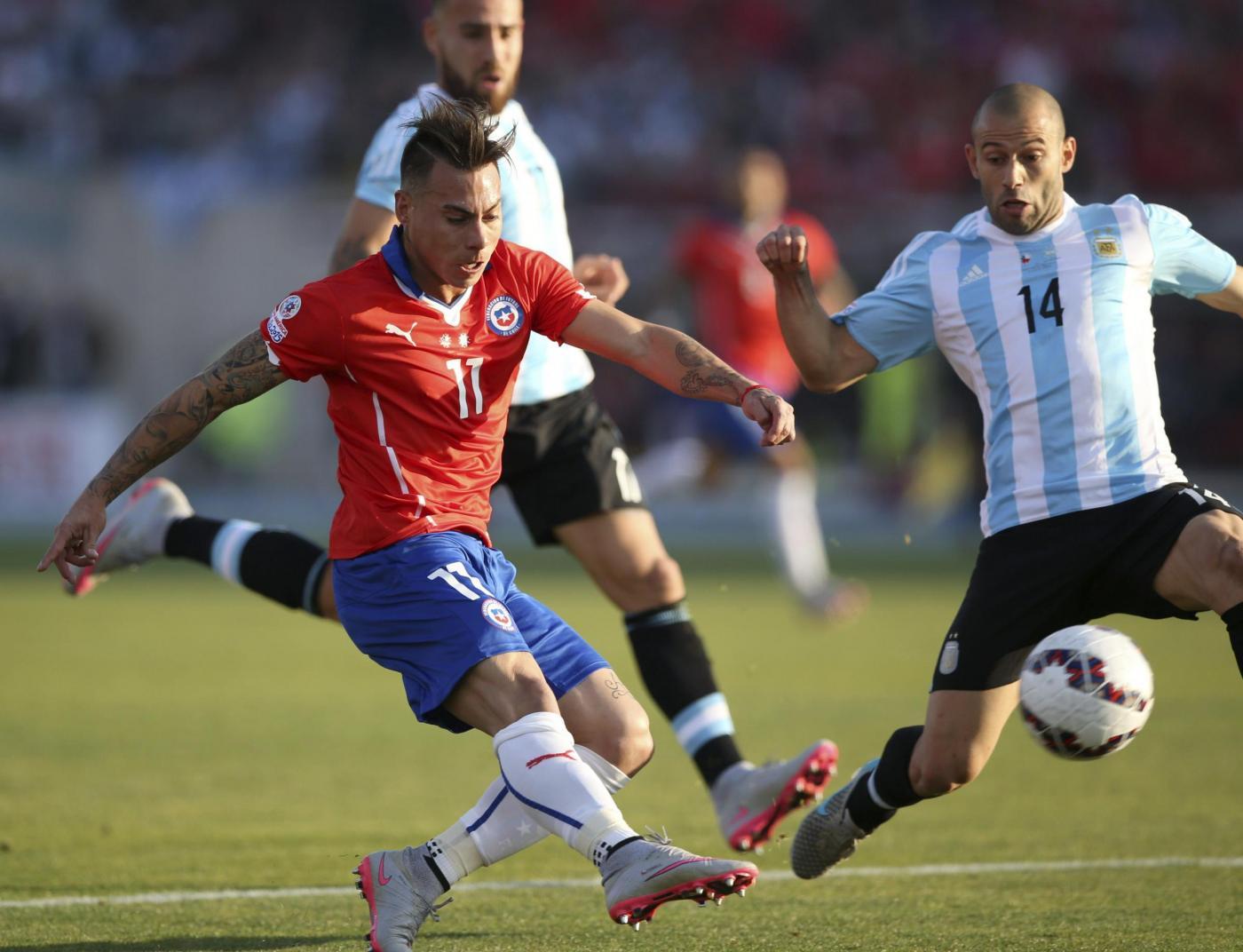 Copa America 2015 vince Cile 150x150