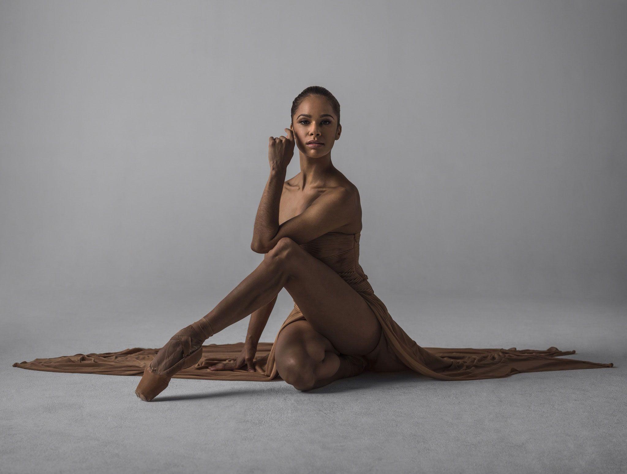 Misty Copeland è la Prima Ballerina afroamericana all'American Ballet Theater di New York