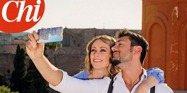 Giorgia Meloni trova l'amore con Andrea Giambruno: presto matrimonio e figli