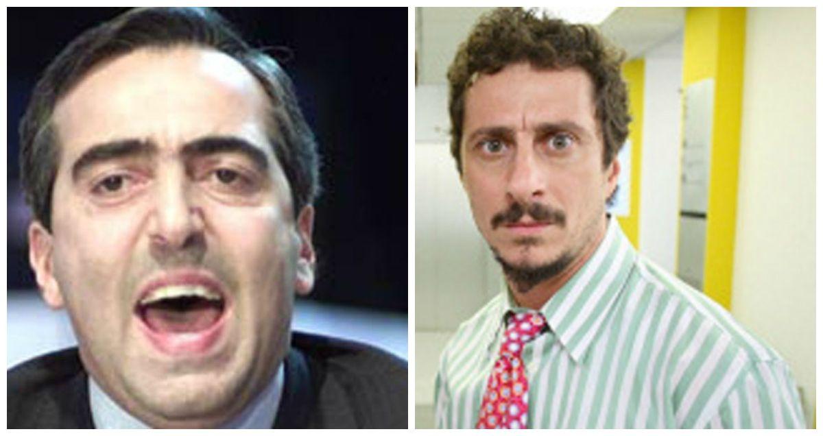 Luca Bizzarri e Maurizio Gasparri, lite su Twitter: il comico e il senatore uno contro l'altro