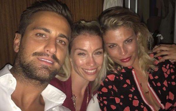 Emma Marrone e Fabio Borriello stanno insieme, la cantante: 'Sono serena'