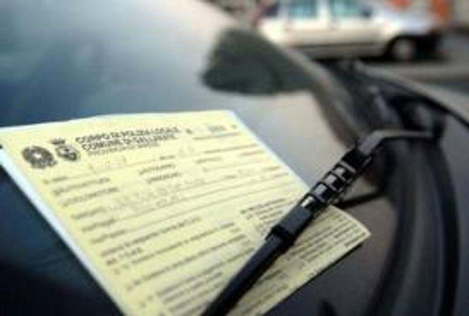Multe automobilistiche: Italia choc di contravvenzioni