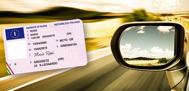 La patente italiana vale all'estero?