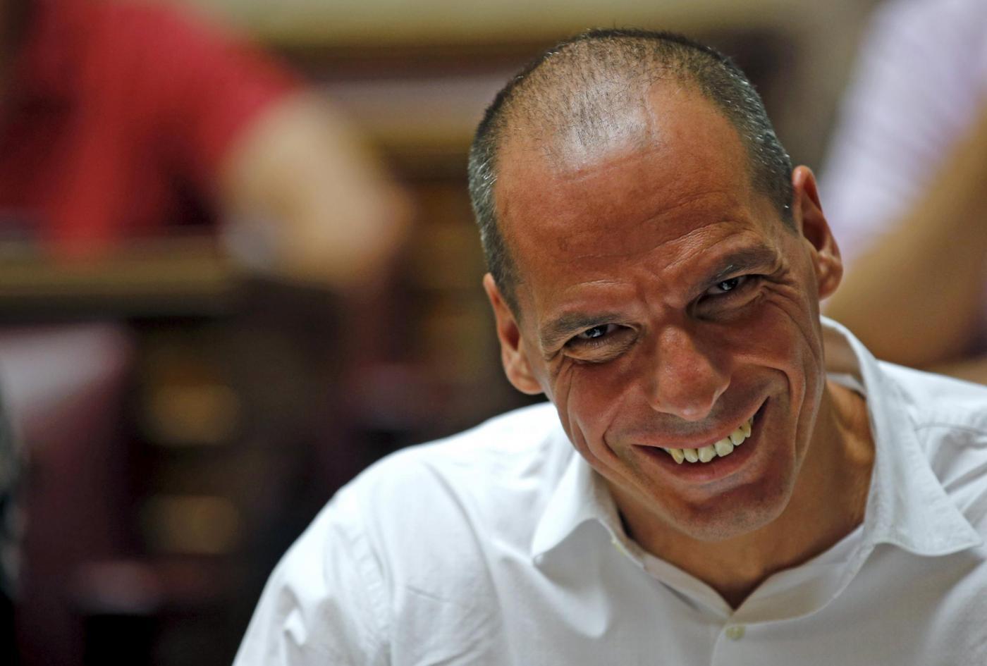 Yanis Varoufakis ha una strana passione per le tedesche