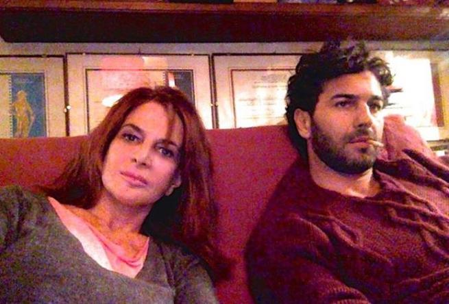 Giuliana De Sio e il compagno Mario De Felice: 'Il matrimonio? Ci abbiamo pensato'