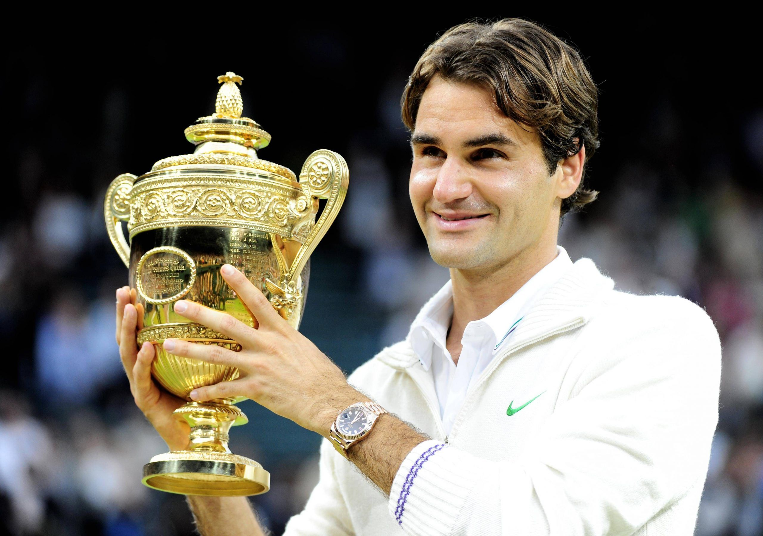 Tifoso si sveglia dopo 11 anni di coma ed esulta nel vedere Federer ancora al top