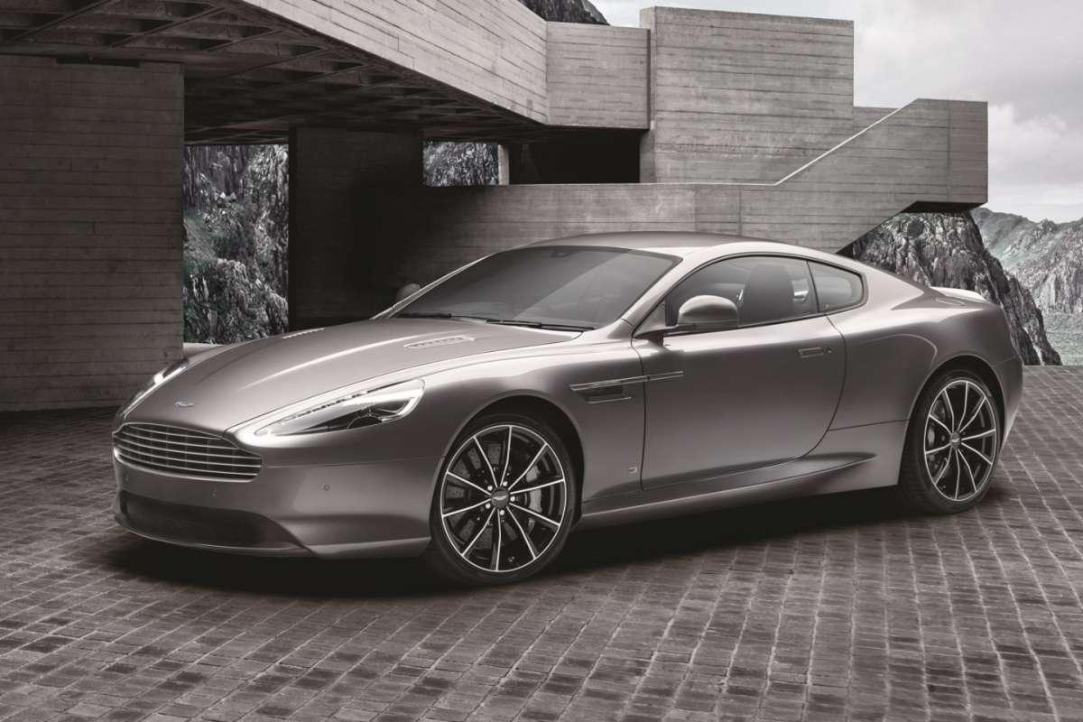 Aston Martin James Bond: una versione per il nuovo film