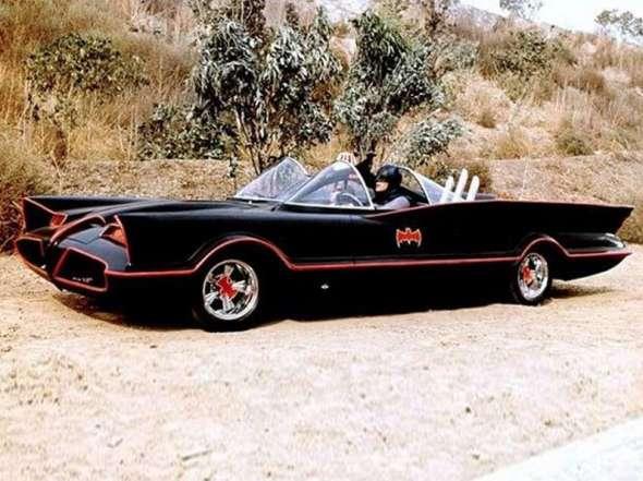 Batmobile in vendita: l'originale vale 4 milioni di dollari