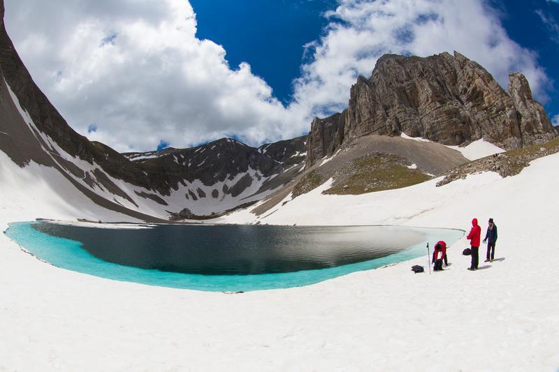 greenpeace spedizione monti sibillini