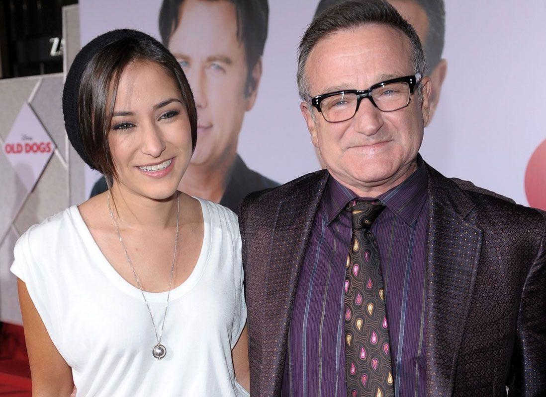 Robin Williams figlia Zelda