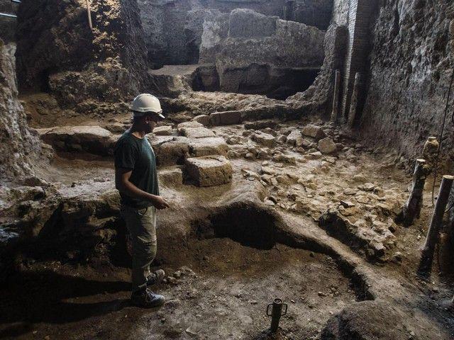 Roma: scoperta antica dimora che rivoluziona la mappa della città