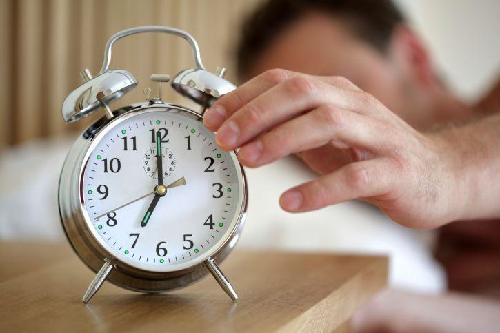 svegliarsi presto
