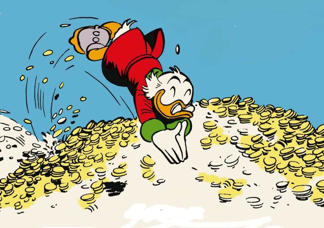 Topolino, 'Tutti i milioni di zio Paperone': 4 storie inedite spiegano l'economia