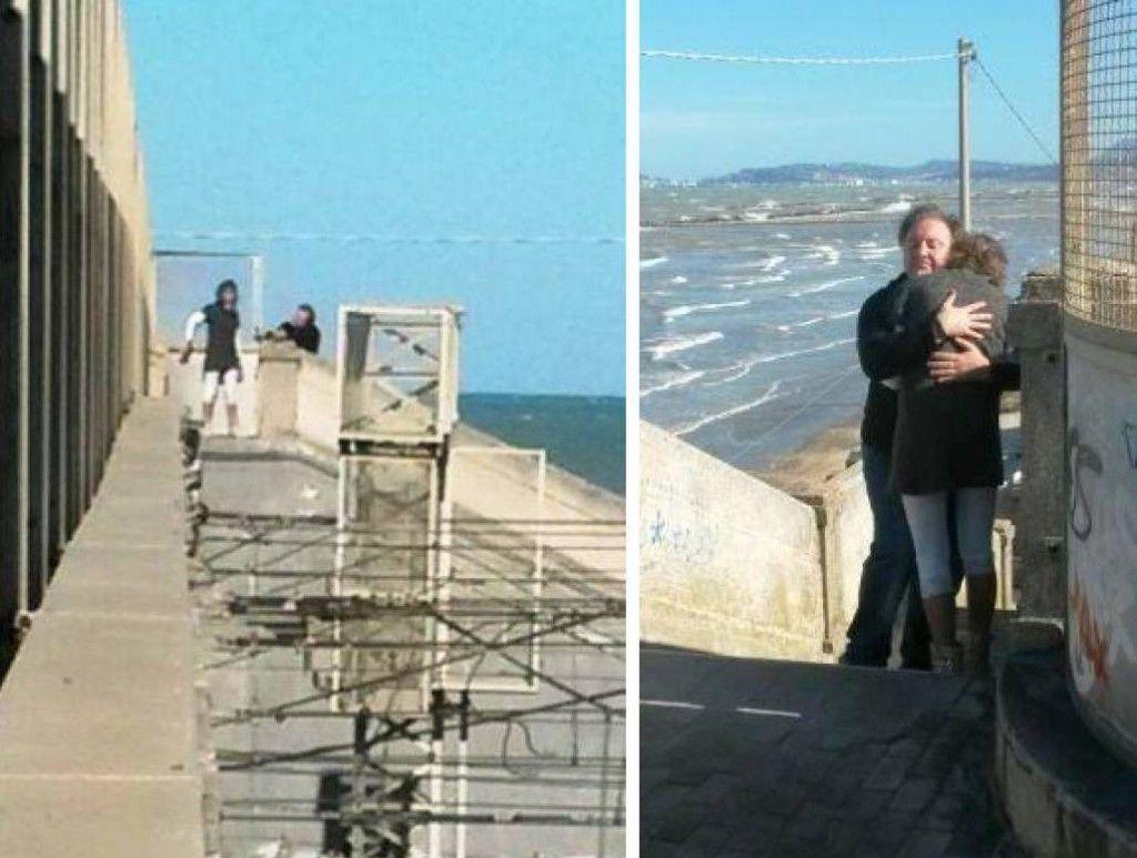 """Carabiniere salva una donna dal suicidio: """"Le ho raccontato come è morta mia figlia"""""""