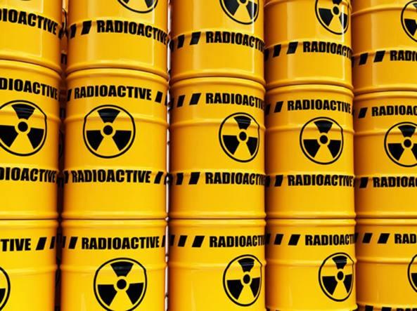 Deposito di scorie nucleari in Italia: è allarme sicurezza