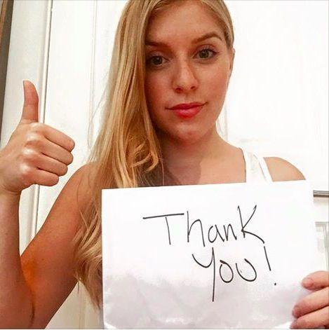 Facebook: il ringraziamento allo sconosciuto che l'ha difesa sul bus