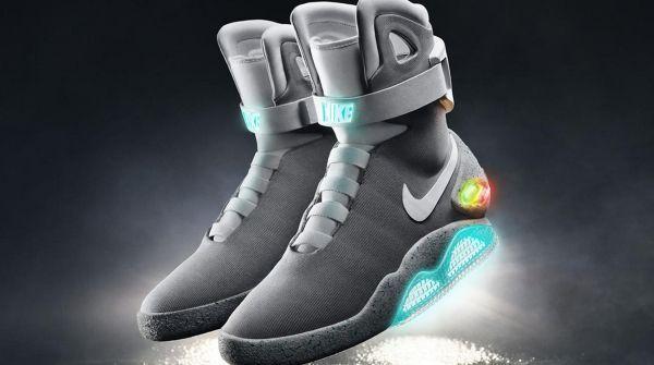 Le Nike che si allacciano da sole di Ritorno al futuro sono una realtà