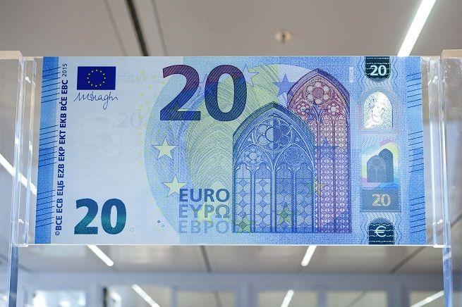 Nuova banconota da 20 euro: quando esce e come sarà?