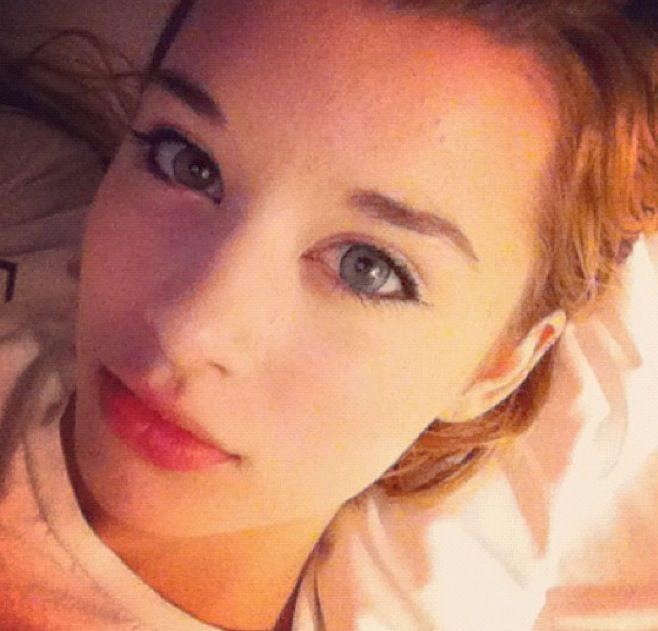 Sarah McDaniel regina di Instagram: la modella con eterocromia