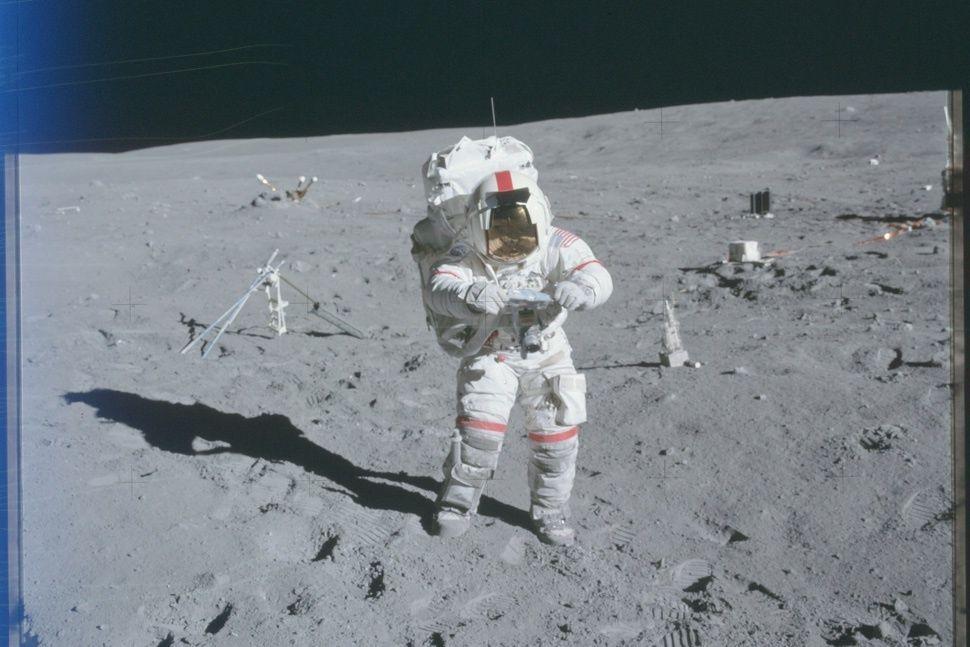 Foto spazio: immensa collezione delle missioni Apollo su Flickr