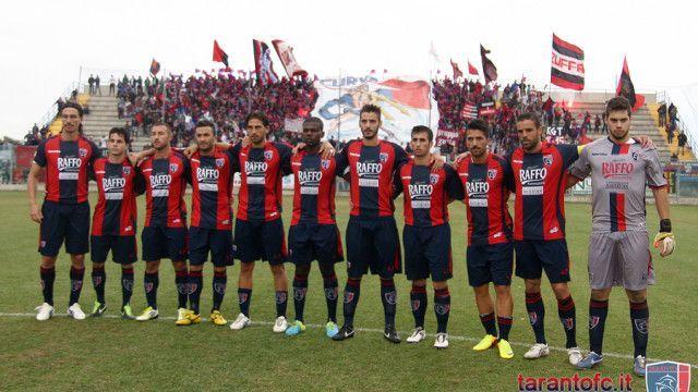 Calcio, il Taranto Fc perde e i giocatori vengono schiaffeggiati