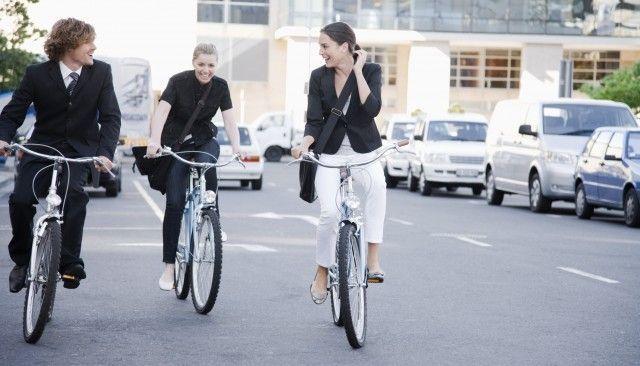 andare bici lavoro
