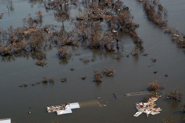 citta usa inondate