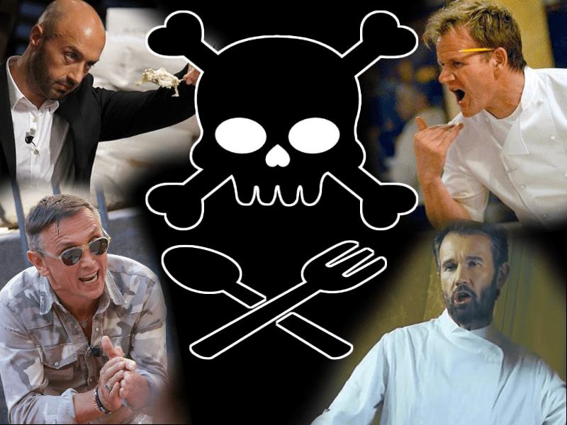 Bullismo in cucina: quando lo chef diventa un aguzzino