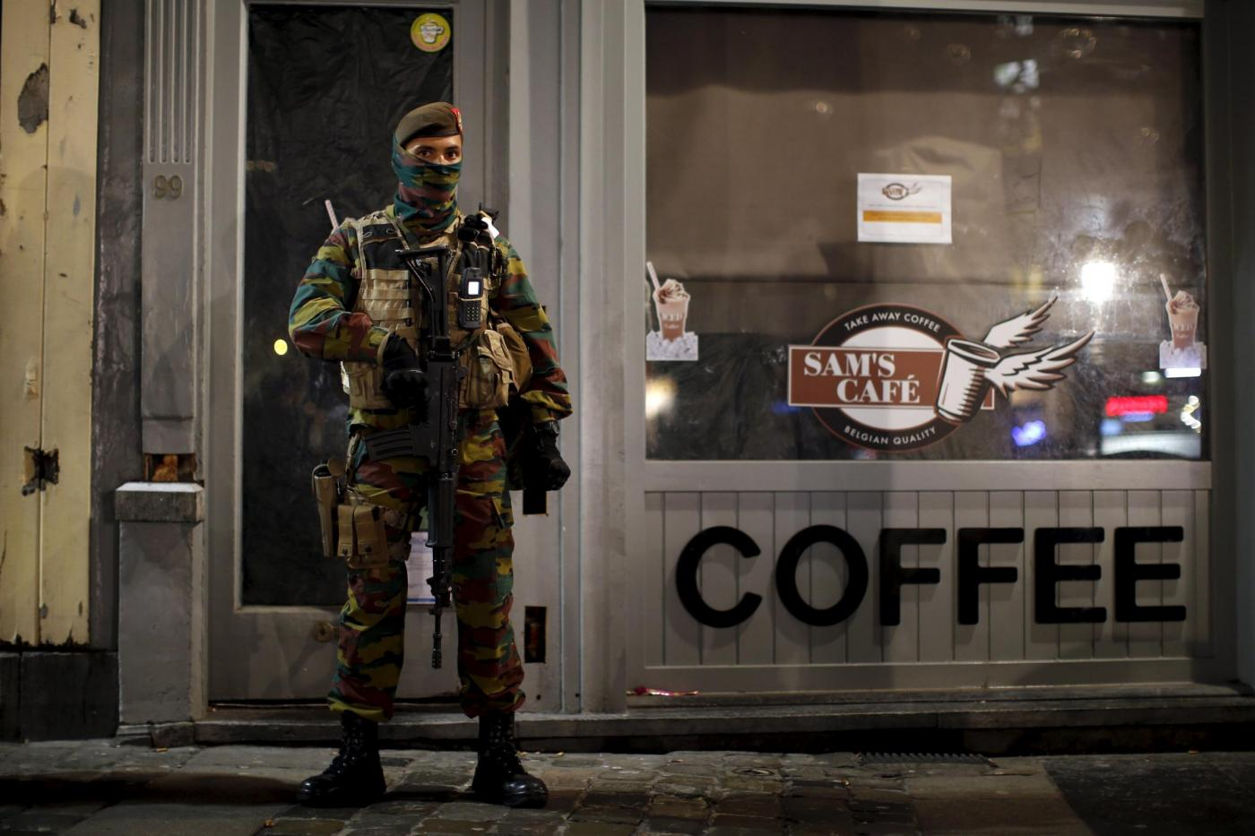 Bruxelles resta blindata: allerta terrorismo sempre massima