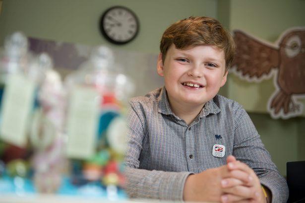 Henry Patterson imprenditore a 11 anni