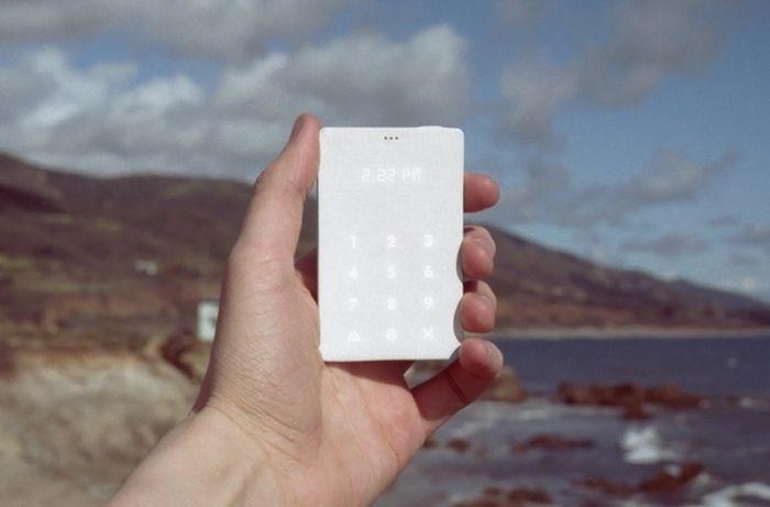Light Phone: il cellulare più leggero e minimalista al mondo