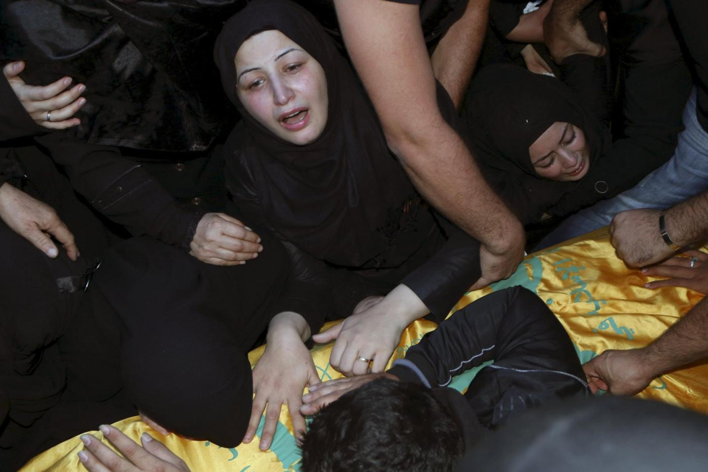 Lutto in Libano dopo gli attacchi a Beirut