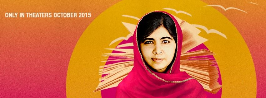 He Named Me Malala, il docufilm sul premio Nobel Malala Yousafzai dal 5 novembre al cinema