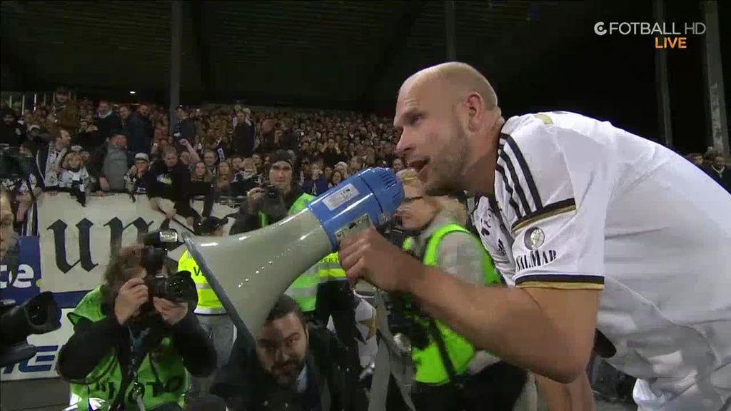 Il coro del Rosenborg e dei calciatori ultrà, attenta Lazio