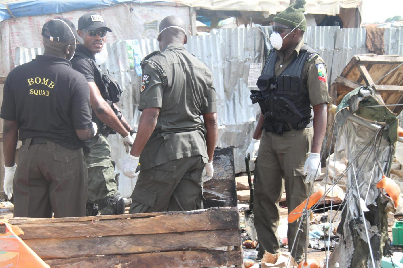 Nigeria, bombe ad Abuja