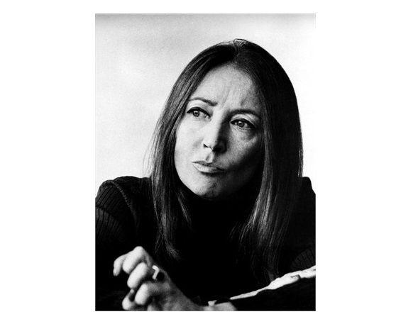 Oriana Fallaci: i libri più belli
