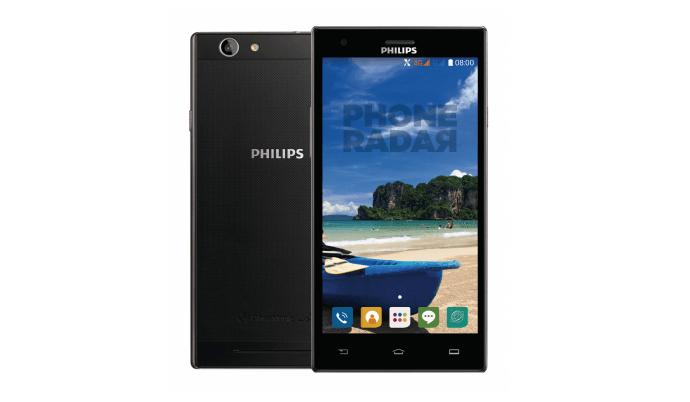Gli smartphone Philips che proteggono gli occhi dalla luce blu