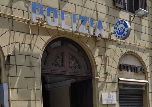Polizia Roma 150x150