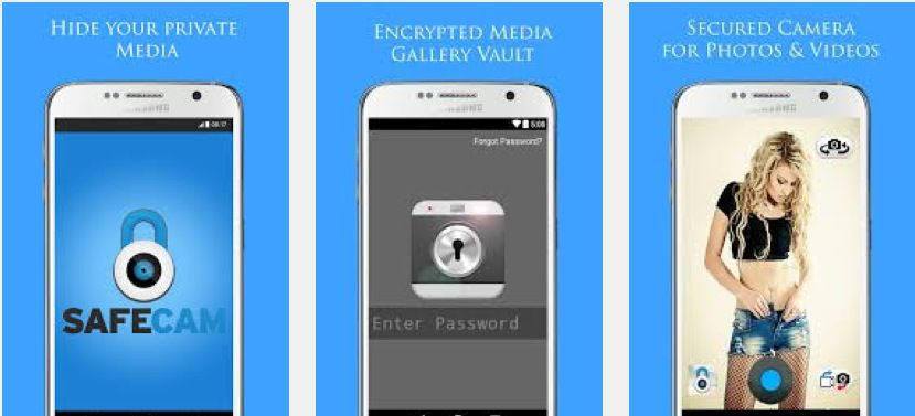 SafeCam App