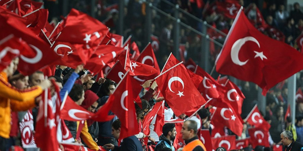 Tifosi turchi