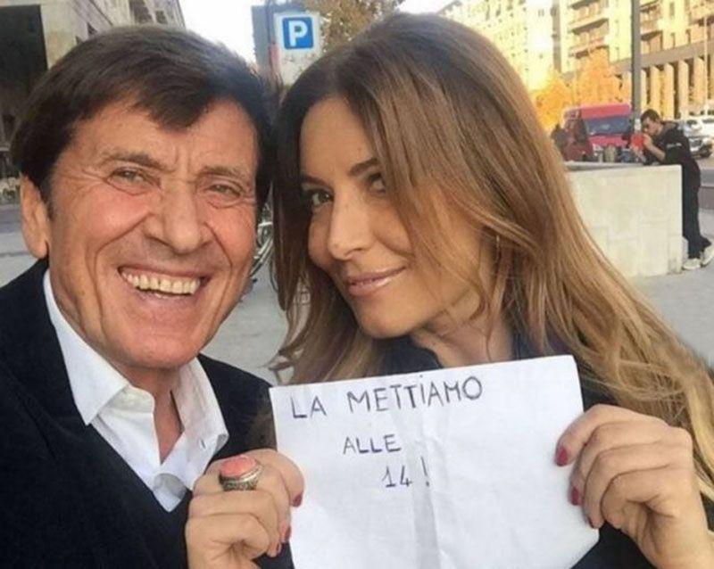 Selvaggia Lucarelli e Gianni Morandi cacciati dal bar di Belen