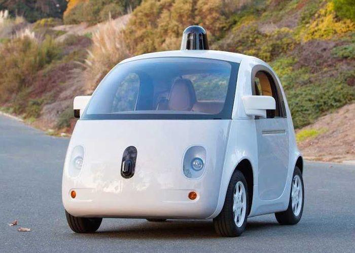 Google car multata