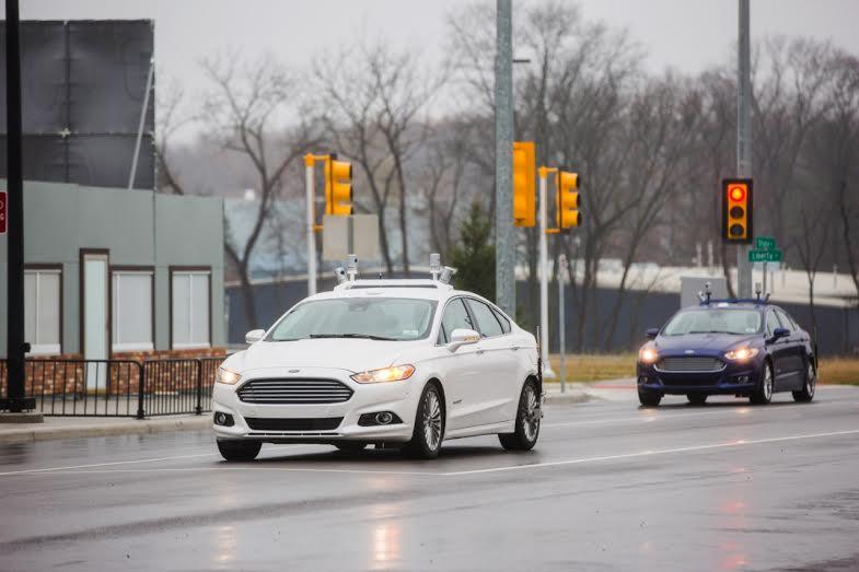 Città per le auto autonome